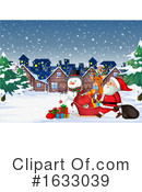 Christmas Clipart #1633039 by Graphics RF