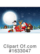 Christmas Clipart #1633047 by Graphics RF