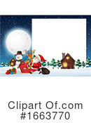 Christmas Clipart #1663770 by Graphics RF