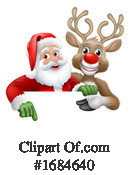 Christmas Clipart #1684640 by AtStockIllustration