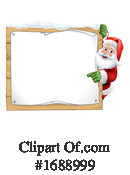 Christmas Clipart #1688999 by AtStockIllustration