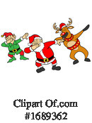 Christmas Clipart #1689362 by LaffToon