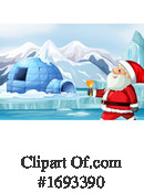 Christmas Clipart #1693390 by Graphics RF