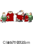 Christmas Clipart #1719025 by djart