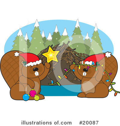 Christmas Clipart #20087 by Maria Bell