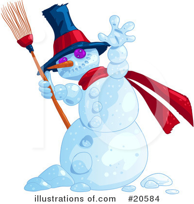 Royalty-Free (RF) Christmas Clipart Illustration by Tonis Pan - Stock Sample #20584