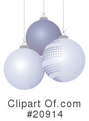 Royalty-Free (RF) Christmas Clipart Illustration #20914
