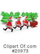 Christmas Clipart #20973 by 3poD