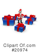 Christmas Clipart #20974 by 3poD