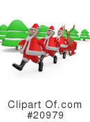 Christmas Clipart #20979 by 3poD