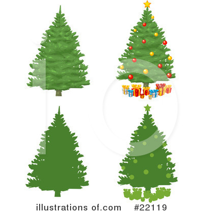 Tree Clipart #22119 by Tonis Pan