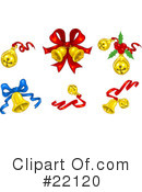 Royalty-Free (RF) Christmas Clipart Illustration #22120