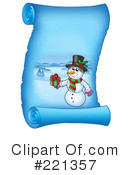 Christmas Clipart #221357 by visekart
