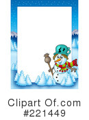 Christmas Clipart #221449 by visekart