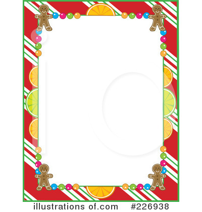 Gingerbread Cookie Clipart #226938 by Maria Bell