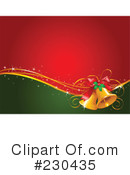 Royalty-Free (RF) Christmas Clipart Illustration #230435