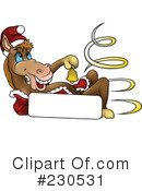 Royalty-Free (RF) christmas Clipart Illustration #230531