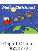 Christmas Clipart #230779 by Hit Toon