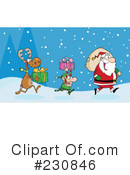 Christmas Clipart #230846 by Hit Toon