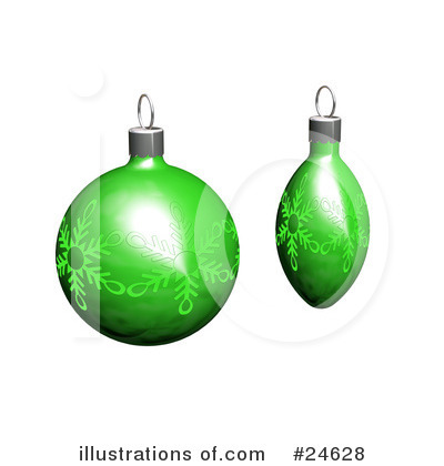 Royalty-Free (RF) Christmas Clipart Illustration by KJ Pargeter - Stock Sample #24628