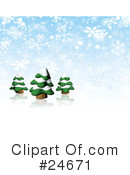 Christmas Clipart #24671 by KJ Pargeter