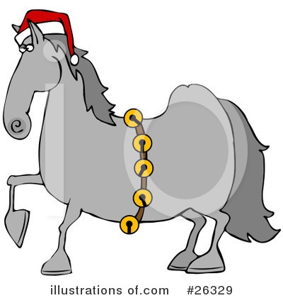Royalty-Free (RF) Christmas Clipart Illustration by djart - Stock Sample #26329