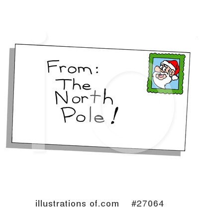 Christmas Clipart #27064 by LaffToon
