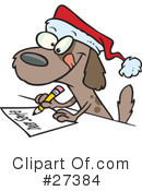 Christmas Clipart #27384 by toonaday