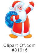 Christmas Clipart #31916 by Alex Bannykh