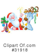 Christmas Clipart #31918 by Alex Bannykh