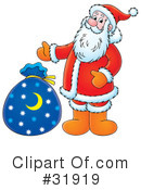 Christmas Clipart #31919 by Alex Bannykh
