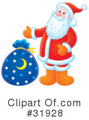 Christmas Clipart #31928 by Alex Bannykh
