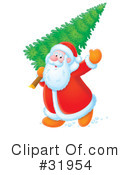 Christmas Clipart #31954 by Alex Bannykh