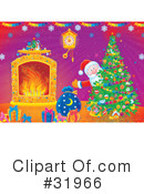 Christmas Clipart #31966 by Alex Bannykh