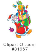 Christmas Clipart #31967 by Alex Bannykh