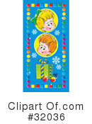 Christmas Clipart #32036 by Alex Bannykh