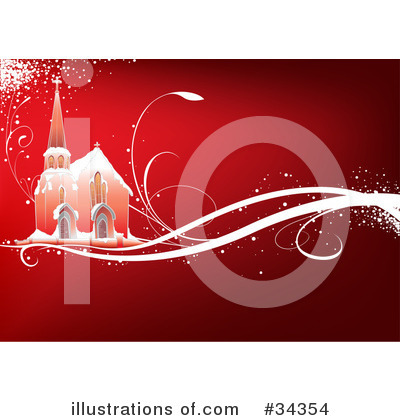 Christmas Background Clipart #34354 by dero