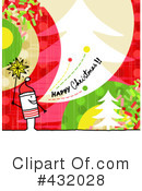 Royalty-Free (RF) Christmas Clipart Illustration #432028