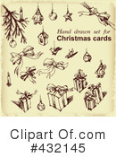 Royalty-Free (RF) Christmas Clipart Illustration #432145