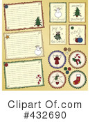 Christmas Clipart #432690 by inkgraphics