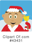 Royalty-Free (RF) christmas Clipart Illustration #43431