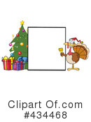 Royalty-Free (RF) christmas Clipart Illustration #434468