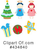 Christmas Clipart #434840 by Cherie Reve