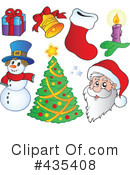 Christmas Clipart #435408 by visekart