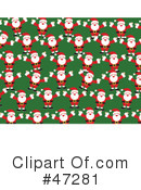 Royalty-Free (RF) Christmas Clipart Illustration #47281