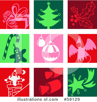 Christmas Clipart #58129 by NL shop