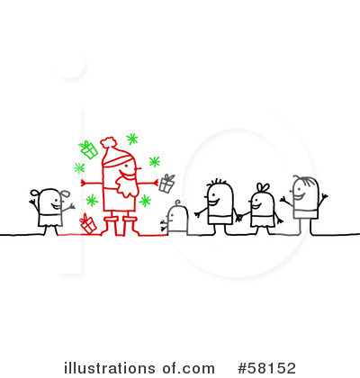 Christmas Clipart #58152 by NL shop