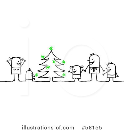 Christmas Clipart #58155 by NL shop