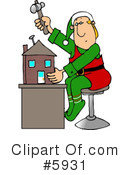 Christmas Clipart #5931 by djart