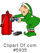 Christmas Clipart #5935 by djart